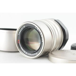 ★美品★ Contax Carl Zeiss ゾナー T* G 90 F2.8 (レンズ(単焦点))