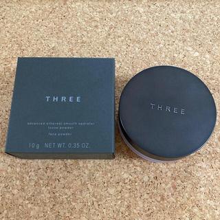 THREE - 【THREE】パウダー 01 スムースマット