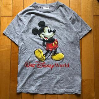 ディズニー(Disney)の90's Disney ミッキー Tシャツ usa製(Tシャツ/カットソー(半袖/袖なし))