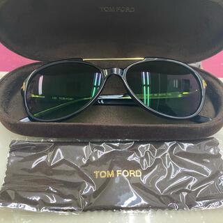 TOM FORD - トムフォード☆TOM FORD☆ティアドロップ型☆サングラス☆ダブルブリッジ