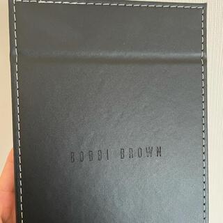 BOBBI BROWN - ボビィブラウン Bobby Brown 鏡 ノベルティ ミラー
