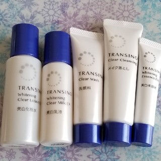 TRANSINO - 第一三共ヘルスケア トランシーノ トライアル