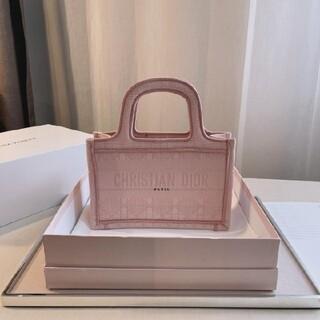 クリスチャンディオール(Christian Dior)のCHRISTIAN DIOR絶大な人気 トートバッグ ショルダーバッグ(ネックレス)