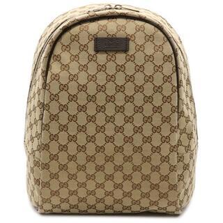 Gucci - グッチ バックパック (12031408)