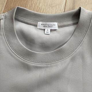 ビューティアンドユースユナイテッドアローズ(BEAUTY&YOUTH UNITED ARROWS)のビューティ&ユースユナイテッドアローズ 半袖Tシャツ L(Tシャツ/カットソー(半袖/袖なし))