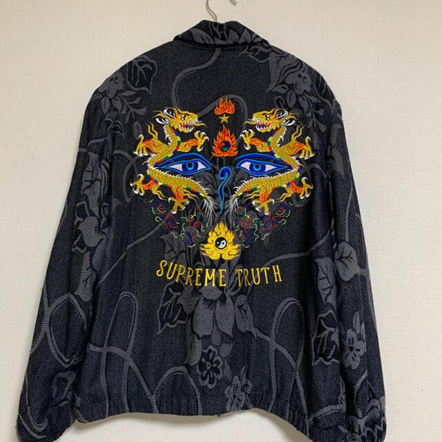 Supreme(シュプリーム)のsupreme truth tour jacket メンズのジャケット/アウター(ブルゾン)の商品写真