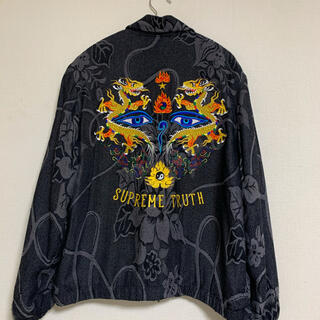 Supreme - supreme truth tour jacket