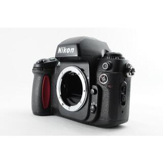 ★美品★ Nikon ニコン F100 ボディ 一眼レフ フィルムカメラ(フィルムカメラ)