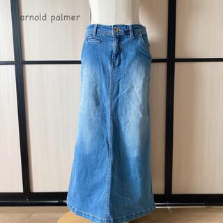 アーノルドパーマー(Arnold Palmer)の♡arnold palmer デニムスカート(ロングスカート)