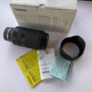 TAMRON - 【超美品】Tamron 70-180mm F2.8 DiIII VXD