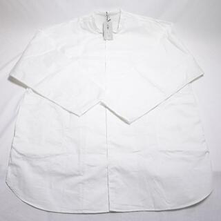MUJI (無印良品) - 無印良品 シャツ ホワイト