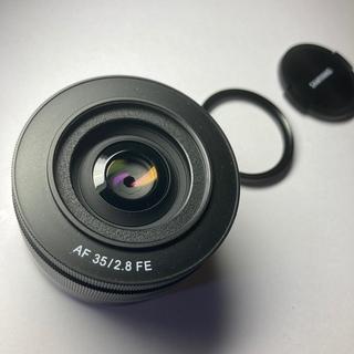 SAMYANG 単焦点レンズ AF 35mm F2.8 FE
