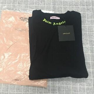 パーム(PALM)のpalm angels  ロゴ Tシャツ(Tシャツ/カットソー(半袖/袖なし))