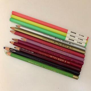 ミツビシエンピツ(三菱鉛筆)の色鉛筆いろいろ12本(色鉛筆)