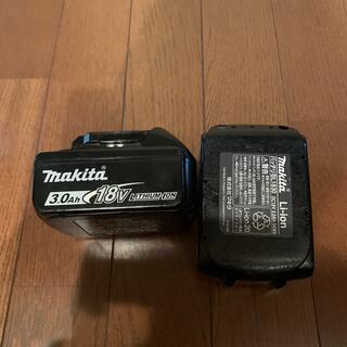 マキタ(Makita)のマキタ 純正バッテリー 2個(工具/メンテナンス)