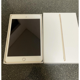 Apple - [極美品]iPad mini 第4世代 128GB Wi-Fi+Cellular