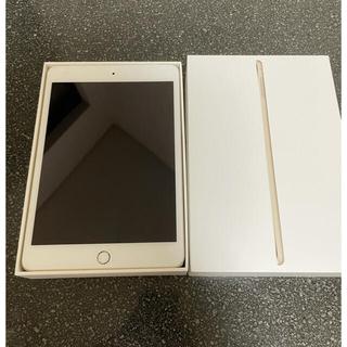 Apple - [極美品]iPad mini 第4世代 128GB Wi-Fi+Cellular