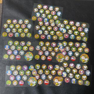 ピーナッツ(PEANUTS)のスヌーピー    ごほうびシール 170枚+おまけ24枚(シール)