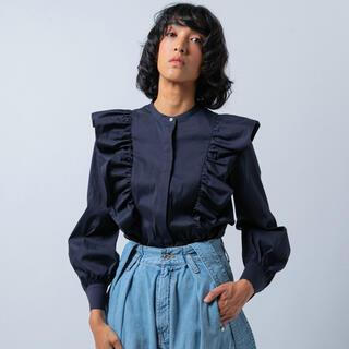 ダブルスタンダードクロージング(DOUBLE STANDARD CLOTHING)のDOUBLE STANDARD CLOTHING ダブルスタンダードクロージング(シャツ/ブラウス(長袖/七分))