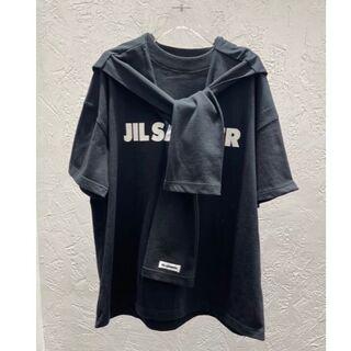 ジルサンダー(Jil Sander)のJIL SANDER ジルサンダー Tシャツ サイズM(Tシャツ(半袖/袖なし))