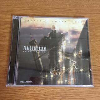 ファイナルファンタジー7 アドベントチルドレン サウンドトラック FF7