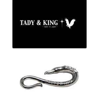 ゴローズ(goro's)の正規品 タディアンドキング TADY&KING  イーグルフックSV(ネックレス)