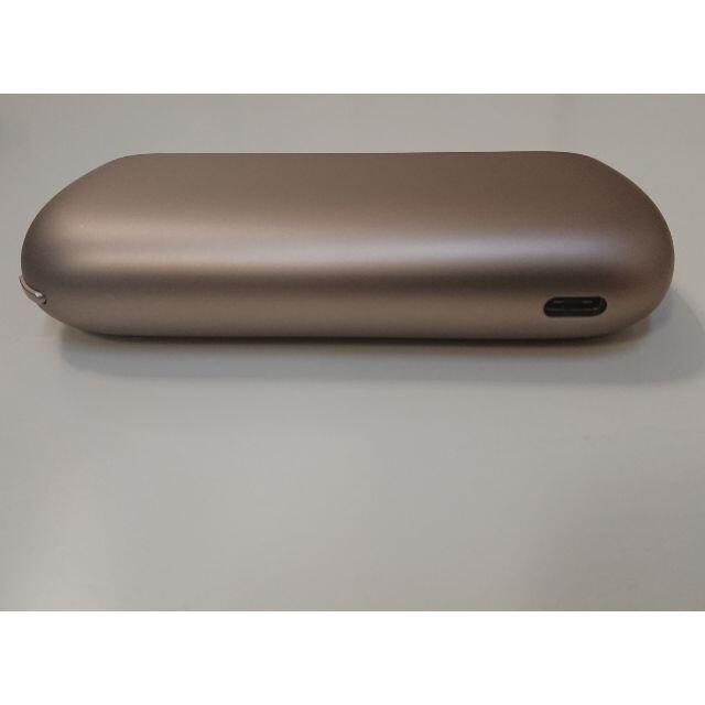IQOS(アイコス)の9530 アイコス3 DUO ゴールド 動作確認済 IQOS 3 デュオ メンズのファッション小物(タバコグッズ)の商品写真