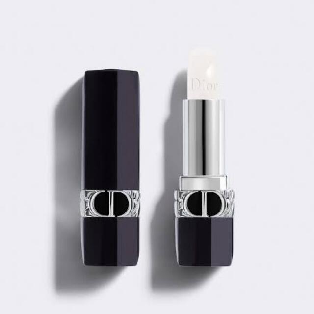 Christian Dior(クリスチャンディオール)の新品*ディオールルージュディオールバーム000番リップ コスメ/美容のスキンケア/基礎化粧品(リップケア/リップクリーム)の商品写真