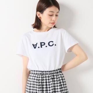 IENA - イエナ A.P.C./アーペーセー VPC Tシャツ ホワイト【新品未開封】
