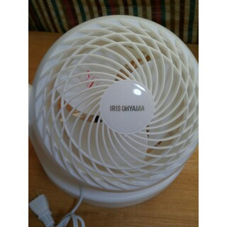 アイリスオーヤマ - 【お値下げ中】アイリスオーヤマ サーキュレーター 白 ホワイト