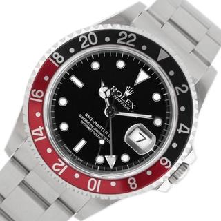 ROLEX - ロレックス ROLEX GMTマスター 腕時計 メンズ【中古】