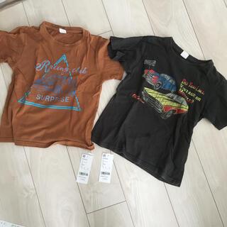 デビロック(DEVILOCK)のTシャツ 2枚セット デビロック 2020 140 綿 デビラボ(Tシャツ/カットソー)