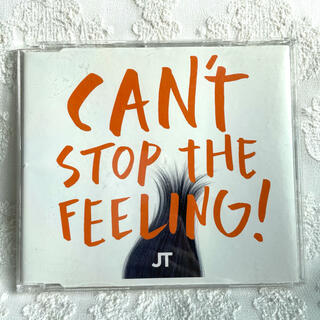 Can't Stop The Feeling!Justin Timberlake(ポップス/ロック(洋楽))