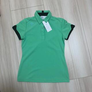 DESCENTE - 新品 デサント ゴルフ ポロシャツ
