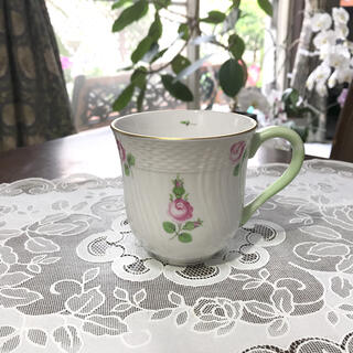 ヘレンド(Herend)のヘレンド プティットローズ マグカップ(食器)