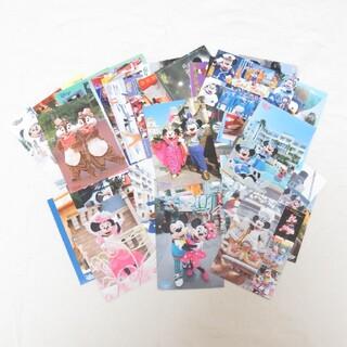 ディズニー(Disney)の雑誌「ディズニーファン」の付録ポストカード37枚(その他)