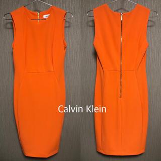 Calvin Klein - Calvin Klein カルバンクライン ワンピース