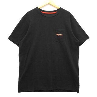 シュプリーム(Supreme)のSUPREME 15SS 15SS GONZ EMBROIDERED TEE(Tシャツ/カットソー(半袖/袖なし))