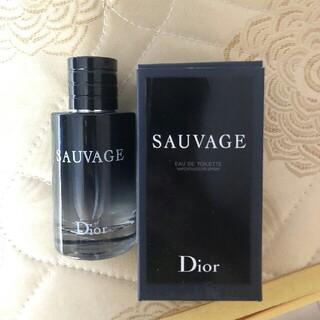 Dior - ディオール 香水 SAUVAGE