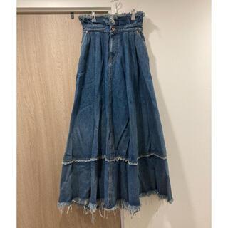 DIESEL - ディーゼル スカート 27