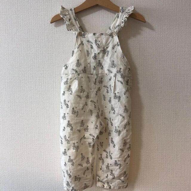 ZARA KIDS(ザラキッズ)のzara baby 80size キッズ/ベビー/マタニティのベビー服(~85cm)(パンツ)の商品写真