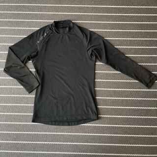 ミズノ(MIZUNO)のミズノ 長袖アンダーシャツ ボーイズ150  黒(ウェア)