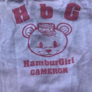 エイチビージー(HbG)のHbG♡キャメロン♡Tシャツ(Tシャツ(半袖/袖なし))