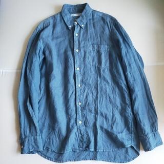 Ron Herman - Ron Herman CANCLINI リネンシャツ L size
