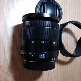富士フイルム - 富士フイルム FUJIFILM XF18-55mmF2.8-4R LM OIS