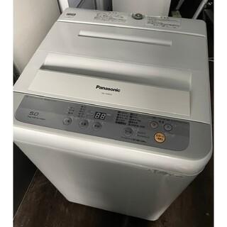 パナソニック(Panasonic)のPanasonic 5キロ洗濯機 💍2017年製💍(洗濯機)