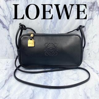 LOEWE - 美品✨オールドロエベ★ ヴィンテージ 2way ショルダーバッグ ミニポシェット
