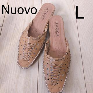 ヌォーボ(Nuovo)の最終値下げ‼️カジュアルサンダル⭐︎(サンダル)