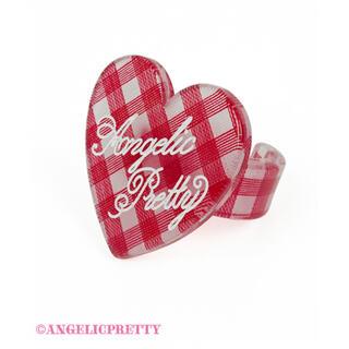 アンジェリックプリティー(Angelic Pretty)のLovelyギンガムリング (リング(指輪))