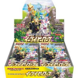 ポケモン - ポケモンカード イーブイ ヒーローズ 6boxセット